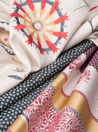 Fabricut collier campbell fabric collection